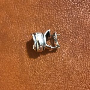 James Avery Silver French Clips